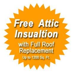 Free Attic Insulation