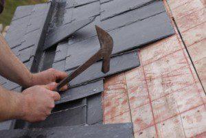 Slate roofs in Arlington, VA