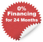 24 Month 0% Financing