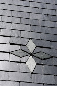 Slate roof in Potomac, Maryland