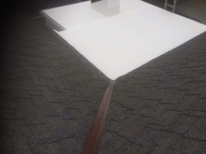 TPO Flat Roofing Material